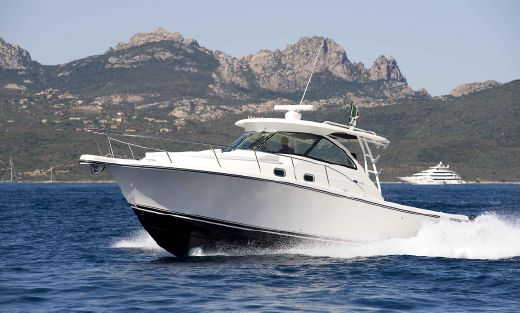 2008 Pursuit OS 375 Offshore