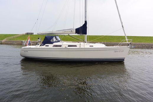 2004 Hanse 341