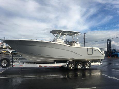 2018 Sea Fox 328