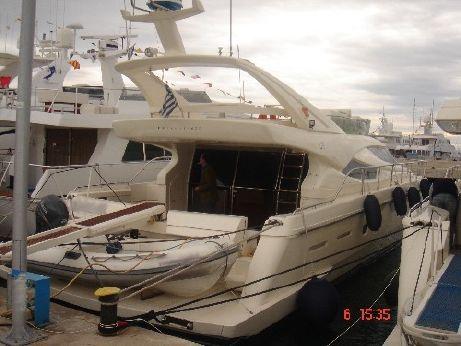 2001 Ferretti 620