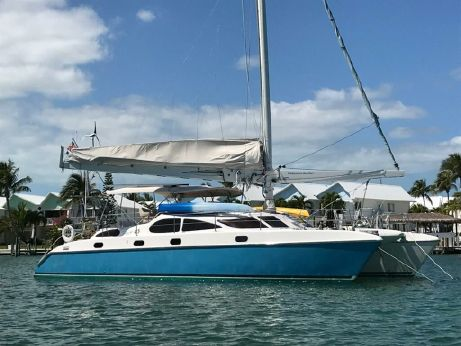 1996 Prout 45 Owner's Edition Aerorig Catamaran