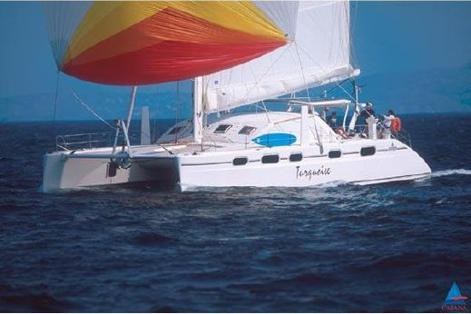 2008 Catana 58