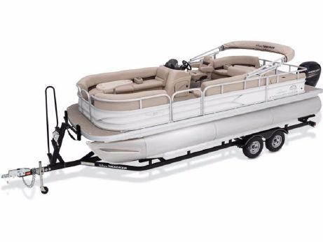 2017 Sun Tracker PARTY BARGE® 22 XP3