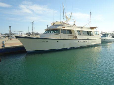 1985 Hatteras Yachts Hatteras 85