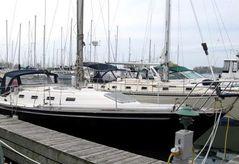 1980 Cs Canadian Sailcraft 36