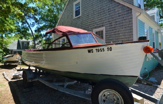 1955 Chris-Craft RUNABOUT