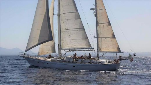 1986 Kanter Marine 65 Ketch