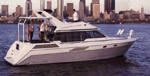 1994 Bayliner 4387 Aft Cabin Motor Yacht
