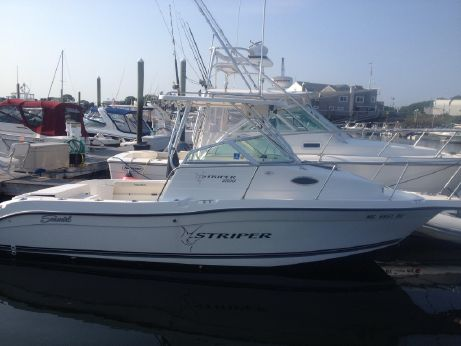 1999 Seaswirl Striper 2300