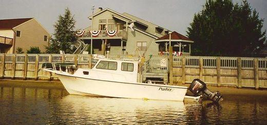 1999 Parker 25 Extended Cabin