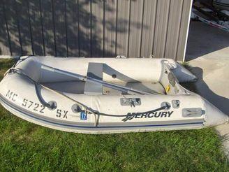 2006 Mercury Inflatables 270 Air Deck