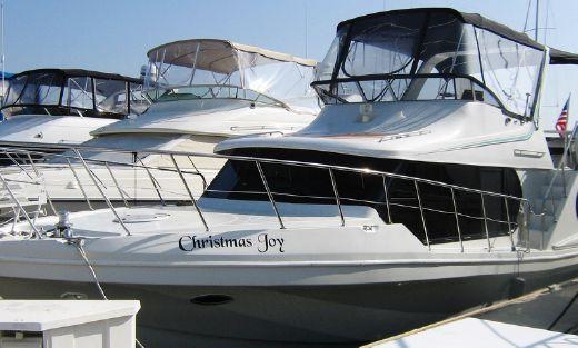 1996 Bluewater 50