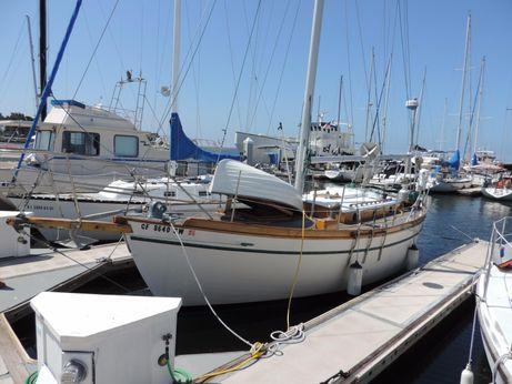 1978 Pacific Seacraft Mariah 31
