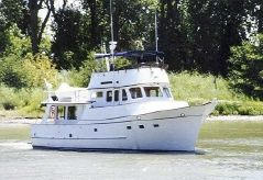 1977 Grand Banks Alaskan Trawler