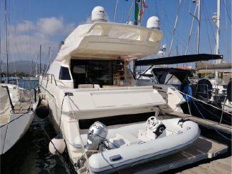 2018 Ferretti Yachts 550