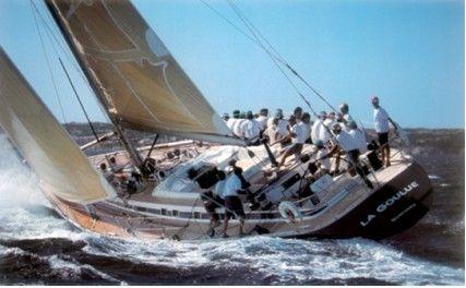 1992 Nautor's Swan Swan 68/71