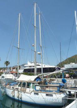1980 Siltala Nauticat 38