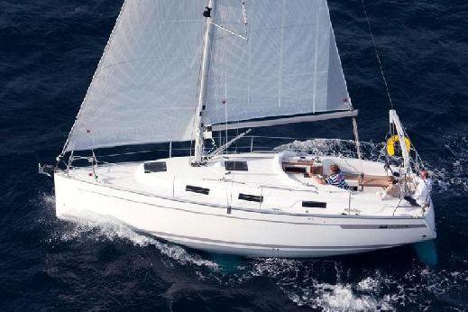 1985 Bavaria 32 Cruiser