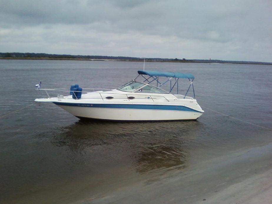 1996 Sea Ray 270 Sundancer Power Boat For Sale Www Yachtworld Com