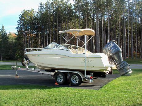 2010 Scout Boats 210 DORADO