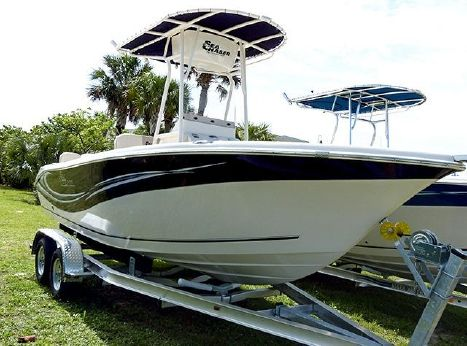 2015 Sea Chaser 20 Hybrid Fish & Cruise