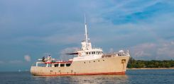1978 Custom 26m Expedition Trawler