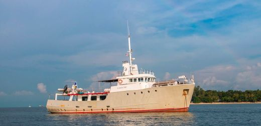1978 Richard Lowestoft 26m Expedition Trawler