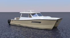 2020 Cape Powercat 3500 PH