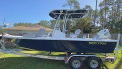 2020 Sea Pro 228 Bay