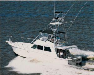 1987 Hatteras SportFish (w/CATS)