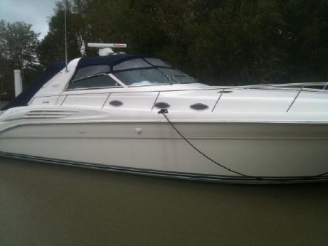 1995 Sea Ray 450 Sundancer