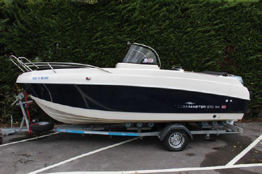2011 Ocean Master 570 WA