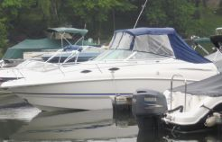 2002 Chaparral Adventure Signature 24