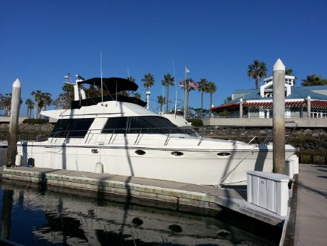 1987 Birchwood Ts44 Flybridge/Pilothouse Motor Yacht