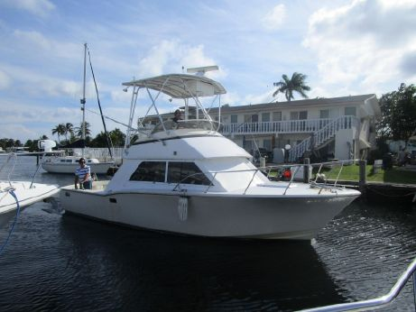 1977 Chris Craft 30 sport fisherman