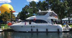 2001 Sea Ray 540 Cockpit Motor Yacht