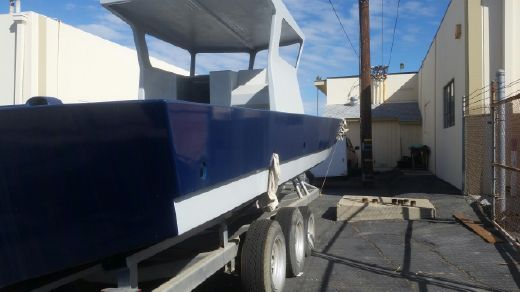 1971 Radon 27 Custom Pilothouse