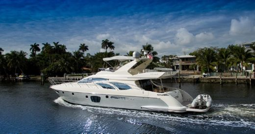 2009 Azimut Evolution
