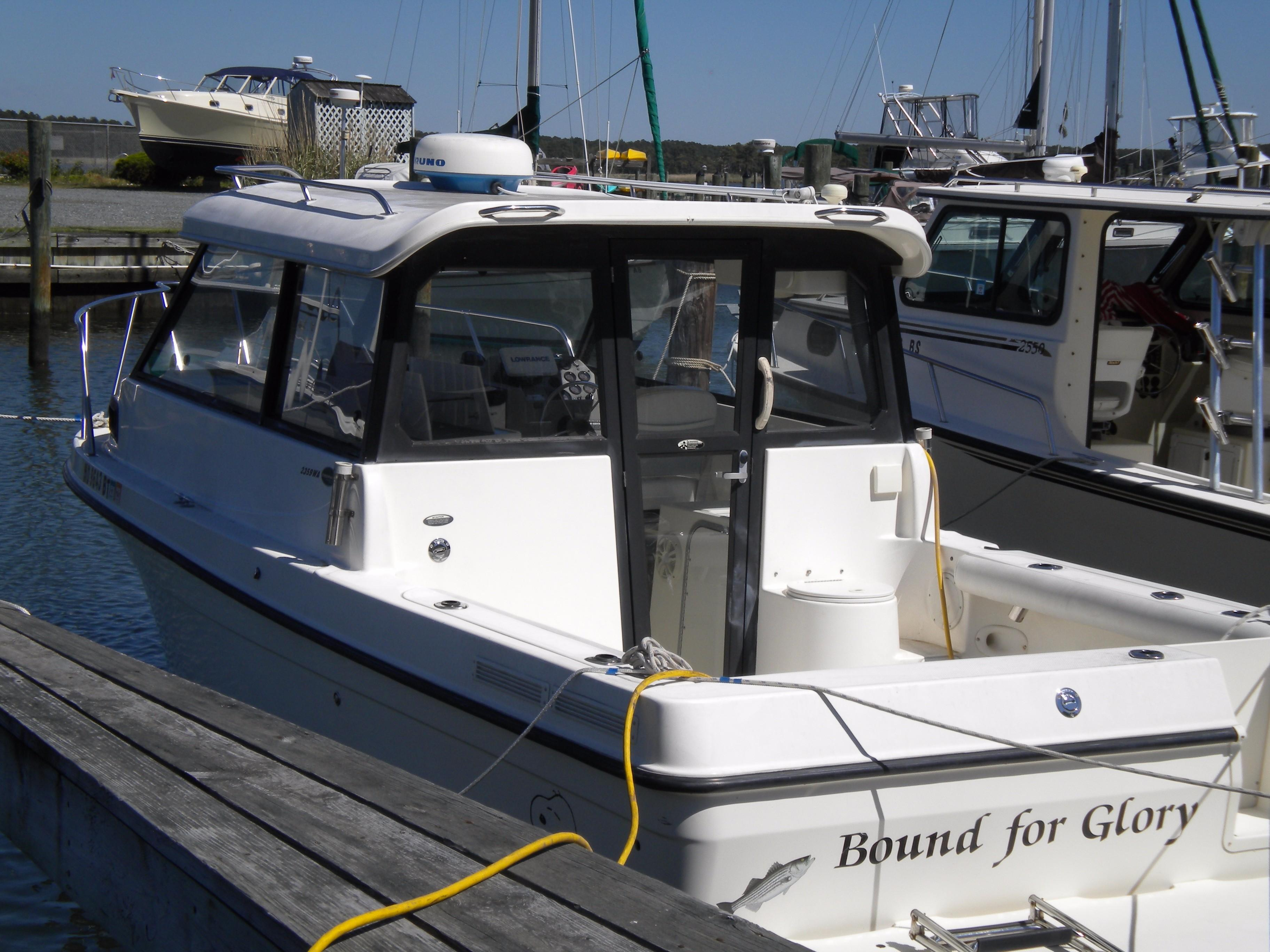 Trophy new and used boats for sale in maryland for Used fishing boats for sale in md