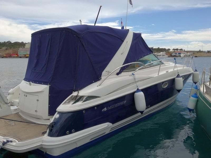 2007 Monterey 350 Sport Yacht Power Boat For Sale