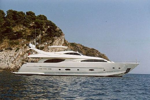 2005 Ferretti Yachts 94 Custom Line