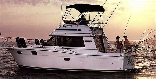 Carver Boats For Sale >> 1986 Carver 32 Convertible Power Boat For Sale - www ...