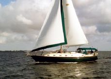 2001 Island Packet 420