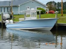 2014 Outerbanks Boat Works Custom Carolina CENTER CONSOLE