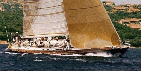 1992 Nauta Yachts (by Cnb Fano) NAUTA 70'
