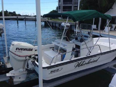 2006 Boston Whaler 17 Montauk