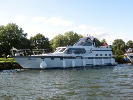 2006 Succes 125 Ultra - Dutch Steel Cruiser