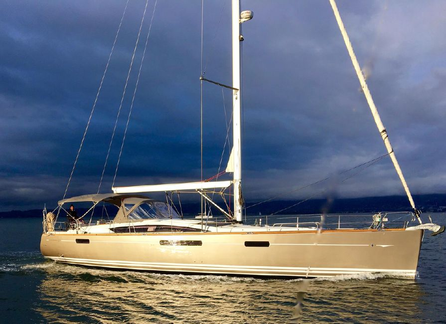 Jeanneau 57 Yacht Sailboat for sale in San Diego