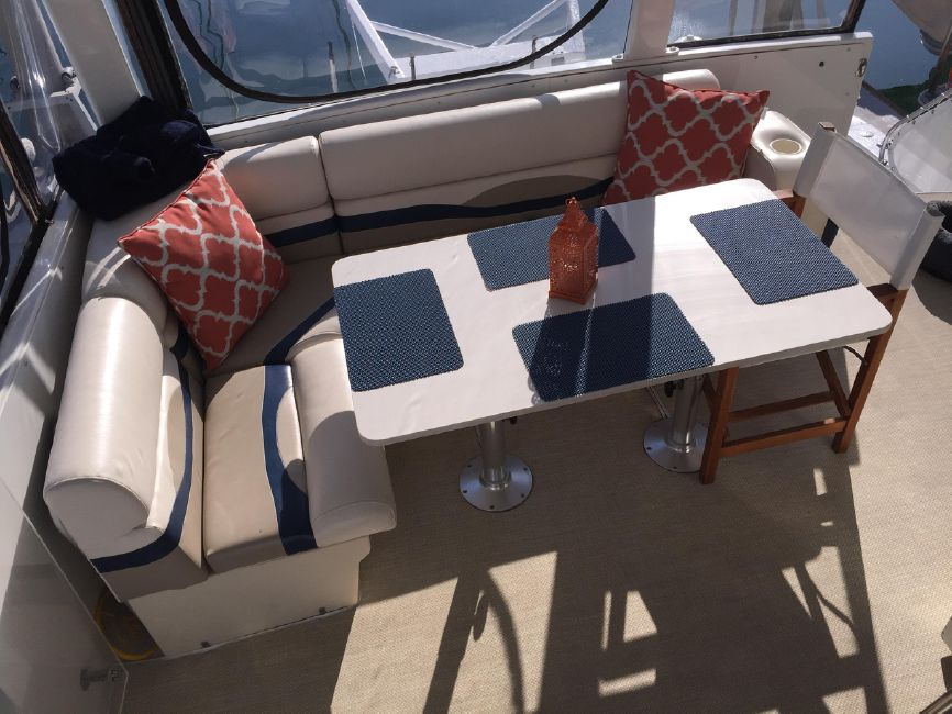 Carver 504 Cockpit Motoryacht for sale in Marina Del Rey