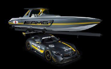 2016 Cigarette Racing AMG 41 GTS
